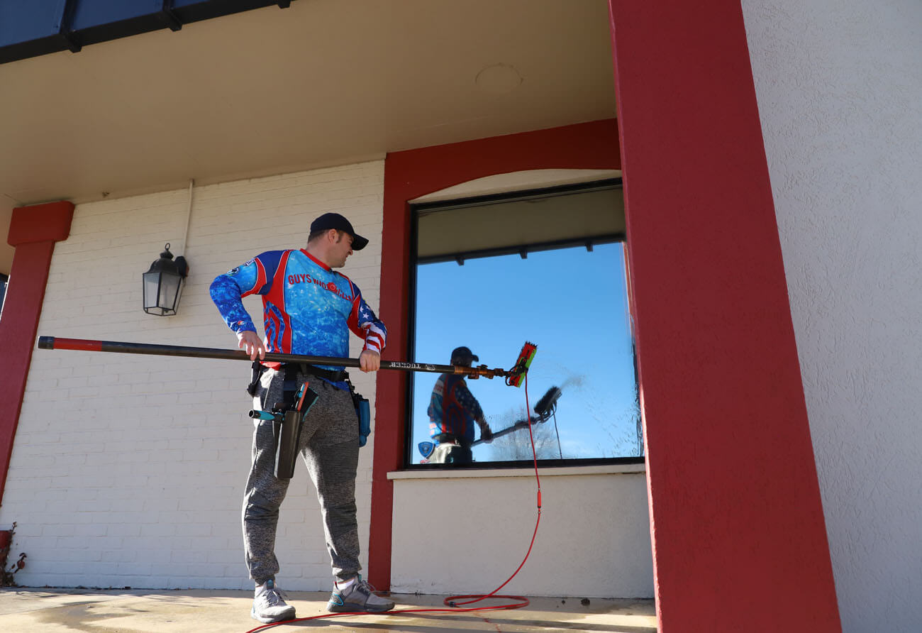 Window cleaning Illinois